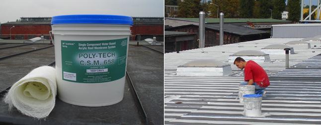 Použití Thortex polytech – spolehlivé hydroizolace plochých a tvarovaných střech